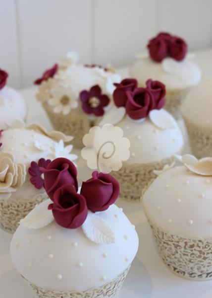 Spring Blossom Cupcakes