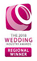 Wedding Awards 2018 | Regional Winner
