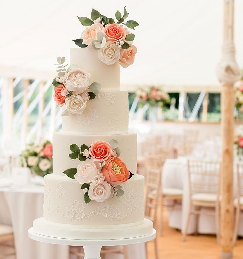 Wedding Cake Classes: Wedding Cakes & Chocolates