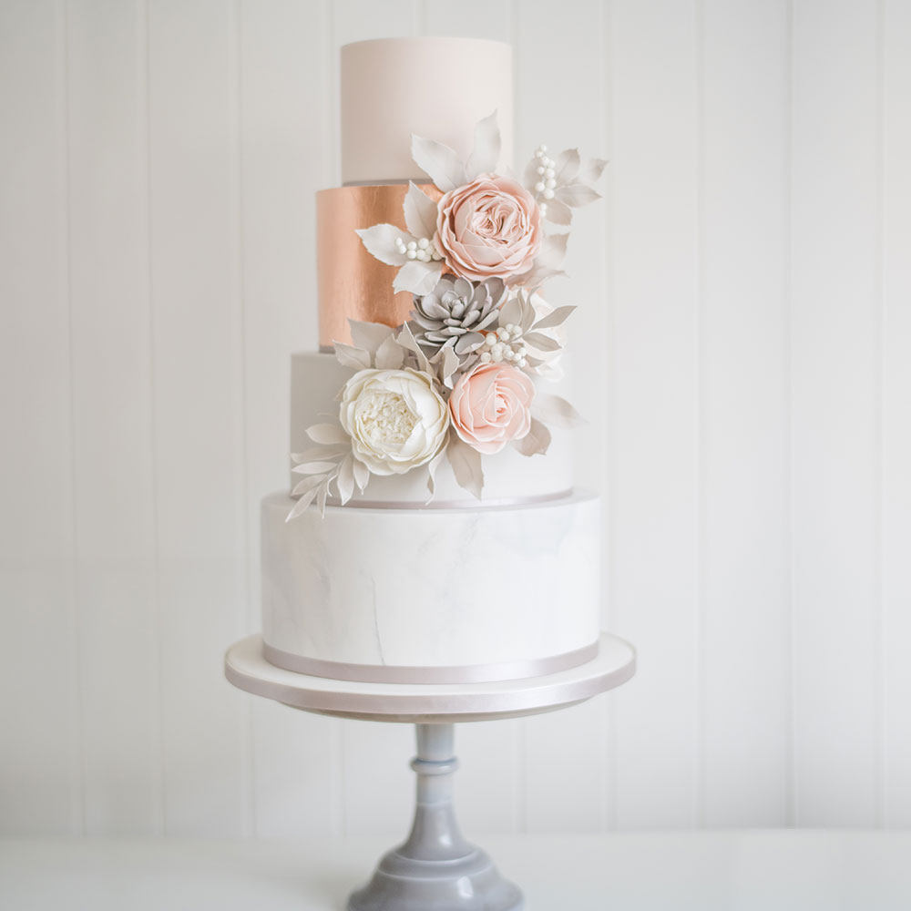 Wedding Cakes & Chocolates | West Yorkshire | Poppy Pickering