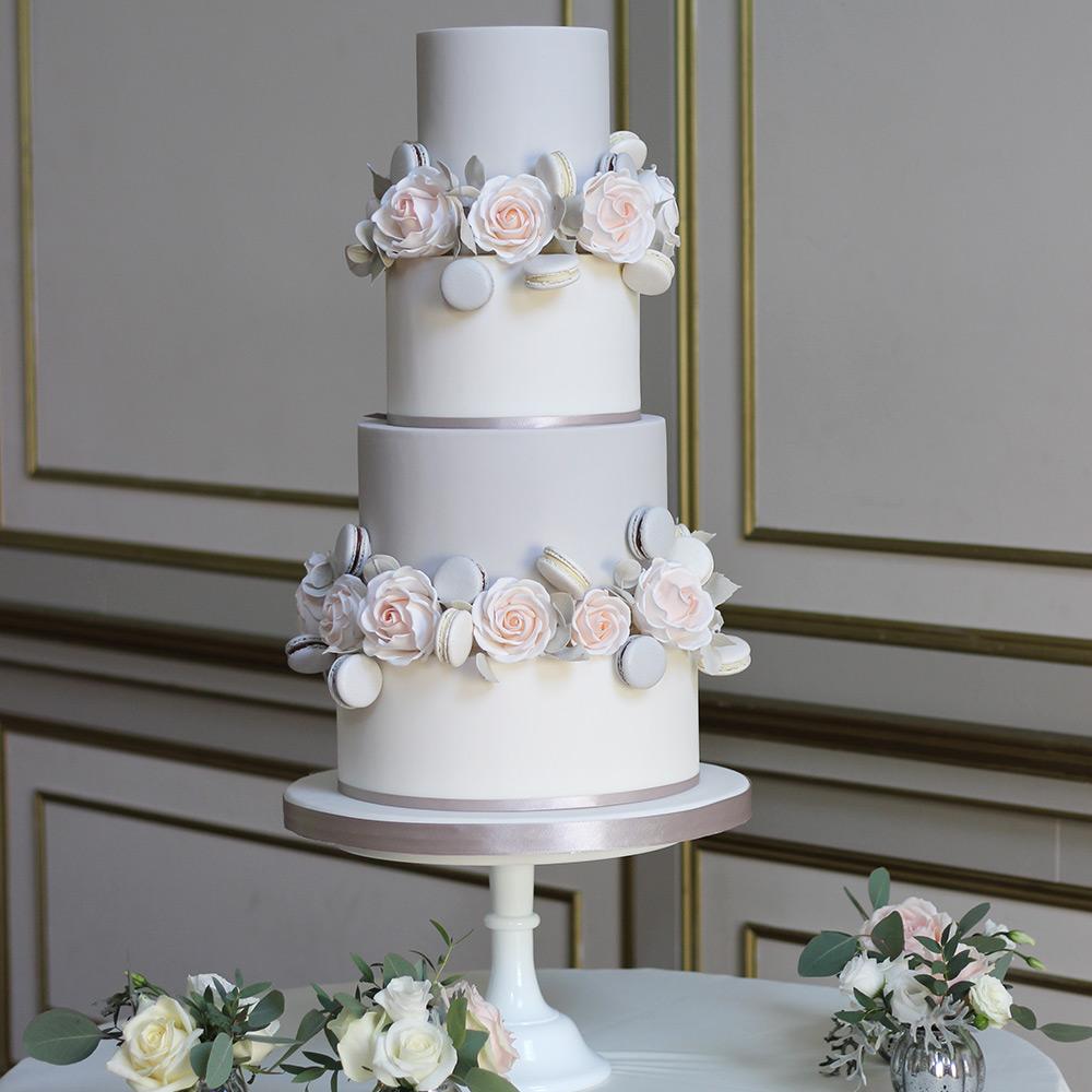 Wedding cakes chocolates west yorkshire poppy pickering wedding cakes junglespirit Images