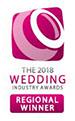Wedding Awards 2018 | Regional Winner