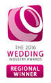 Wedding Awards 2016 | Regional Winner