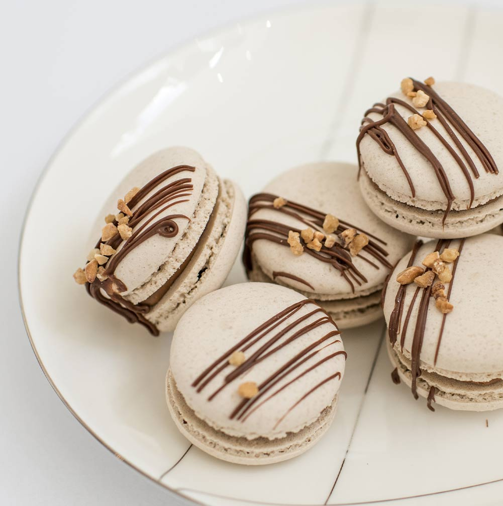 Chocolate praline crunch