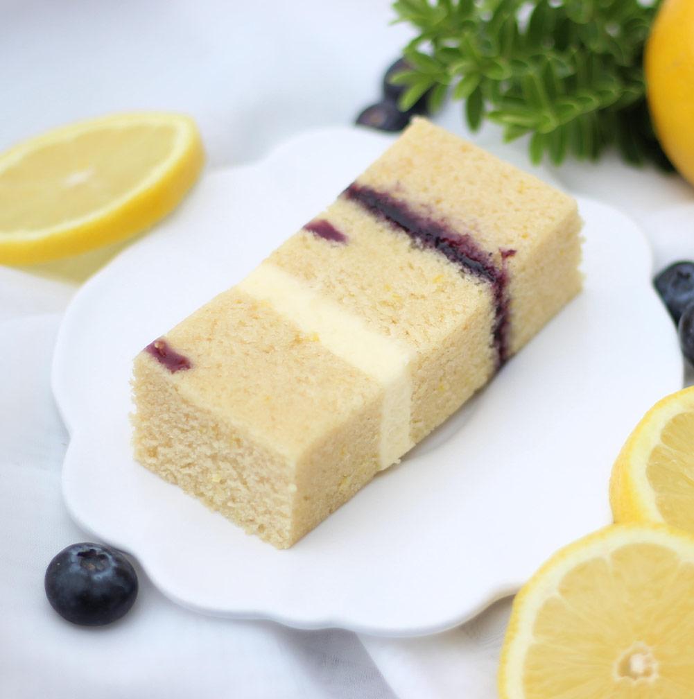Lemon, Elderflower & Blueberry