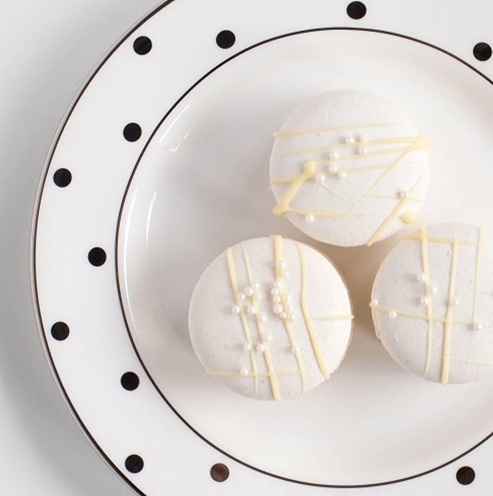 Vanilla & white chocolate